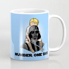 Number One Dad (Vader) Mug
