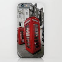 Phone Booths Of London iPhone 6 Slim Case