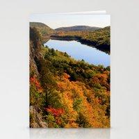Autumn Splendor Stationery Cards