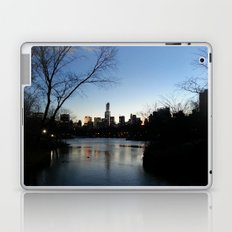 Dusk in the City Laptop & iPad Skin