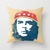 Viva La Election! Throw Pillow