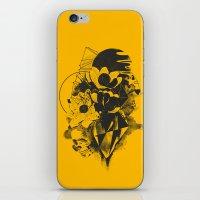 Chaos Theory iPhone & iPod Skin