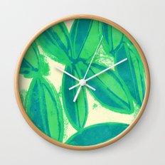 Viridis Wall Clock