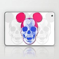 Mickey Mouse Skullface (aka Norman Bates' Dad) Laptop & iPad Skin