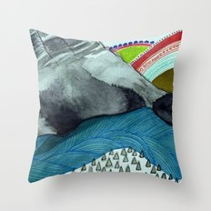Landscapes / Nr. 4 Throw Pillow