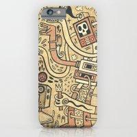 Arbracosmos iPhone 6 Slim Case
