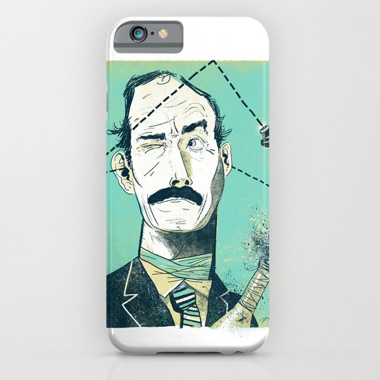 John Cleese iPhone & iPod Case