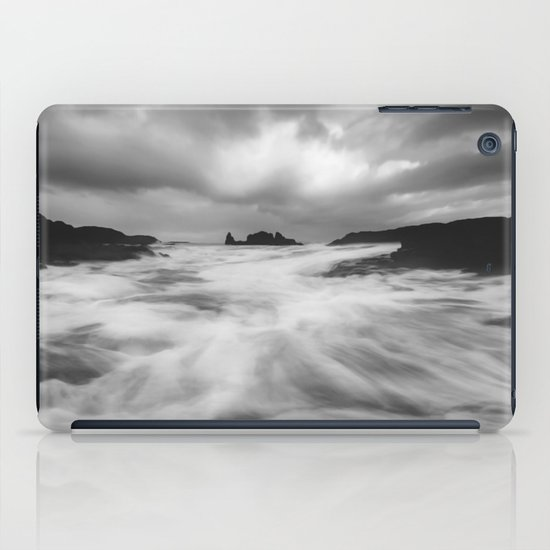 Stormy Morning iPad Case