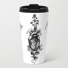 In Bloom - herbarium Travel Mug