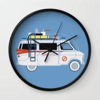 Ecto Van-1 Wall Clock