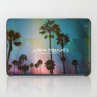 Warm Thoughts iPad Case