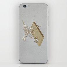 Jurasic renaissance. iPhone & iPod Skin