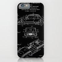 Automobile Body Patent - Black iPhone 6 Slim Case