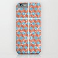 Qbic (Serie Mosaicos) iPhone 6 Slim Case