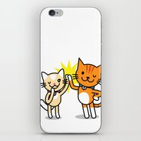Ginger & Lemon iPhone & iPod Skin