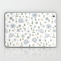 Watercolor Toribio Laptop & iPad Skin