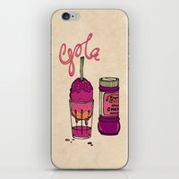 Kala Khatta Gola iPhone & iPod Skin