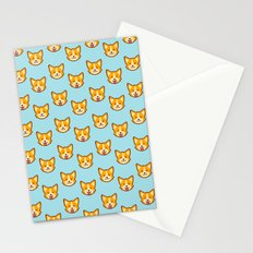 CORGI CORGI CORGI EVERYWHERE Stationery Cards
