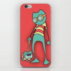 GoggleCat iPhone & iPod Skin