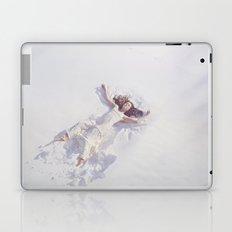 Snow Angel  Laptop & iPad Skin