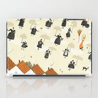 The Morning Commute iPad Case
