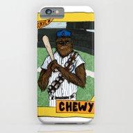 iPhone & iPod Case featuring Wookiee Of The Year by Joe Van Wetering