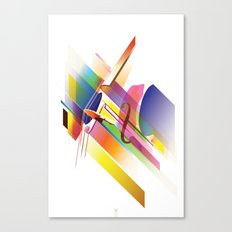 Cello Uno Canvas Print