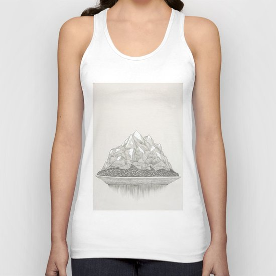 The Mountains and the Woods Unisex Tank Top