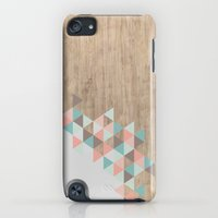 iPod Touch Cases featuring Archiwoo by Marta Li