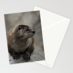 Doin' What He Otter Stationery Cards
