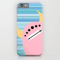 Pink Monster iPhone 6 Slim Case