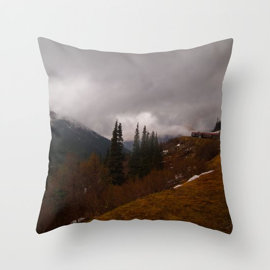 We'll get there Throw Pillow