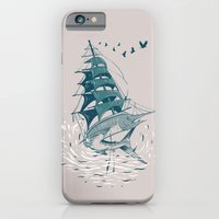 iPhone & iPod Case featuring SAILOR by yamini