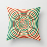 Object Throw Pillow