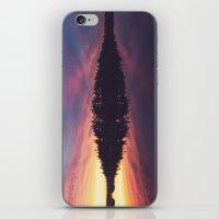 Symmetrical Reflection iPhone & iPod Skin