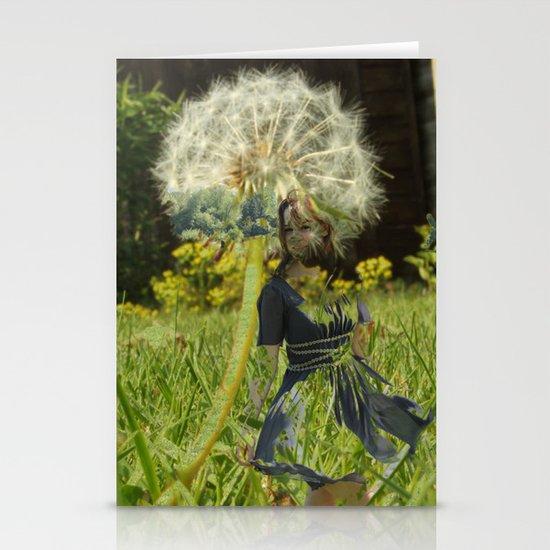Flower Fairies Stationery Card