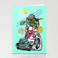 RIDE IT, KICK IT! Stationery Cards