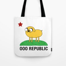 Ooo Republic Tote Bag