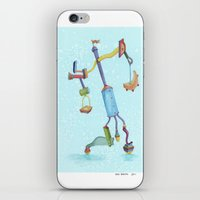 Could'a Been the Teapot iPhone & iPod Skin