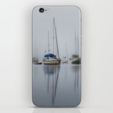 Harbor Rest iPhone & iPod Skin
