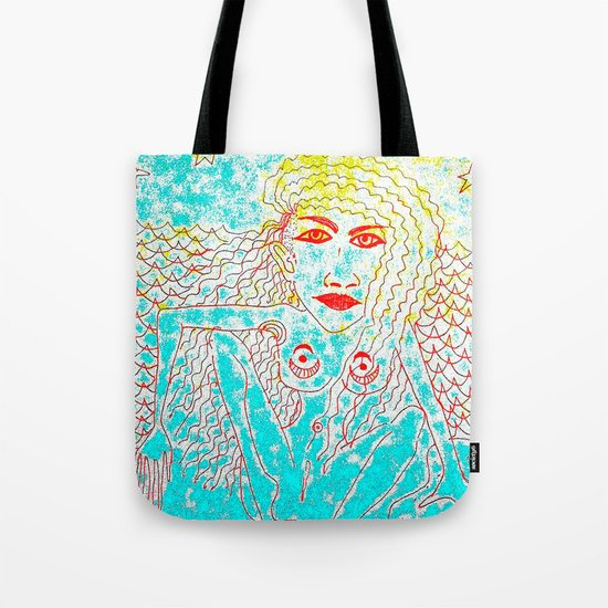 Sea Child Tote Bag