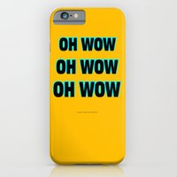 OH WOW #1 iPhone 6 Slim Case