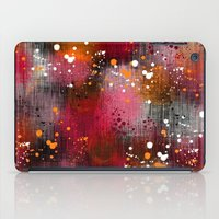Splatter iPad Case