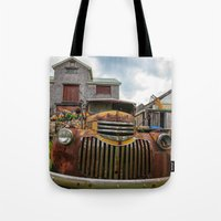 Time Gone By..... Tote Bag