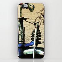 vintage retro cruiser iPhone & iPod Skin