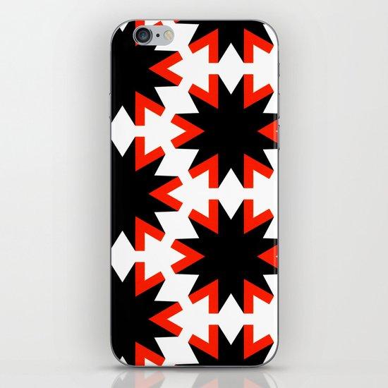 Vleminck Pattern iPhone & iPod Skin