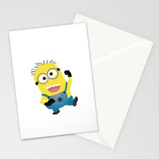 MINION...SAY WHAT?  Stationery Cards