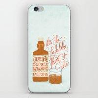 Some Good Advice iPhone & iPod Skin