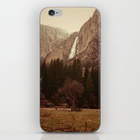 Yosemite 2 iPhone & iPod Skin