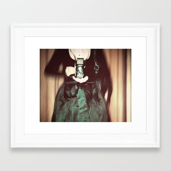 Ansco Framed Art Print